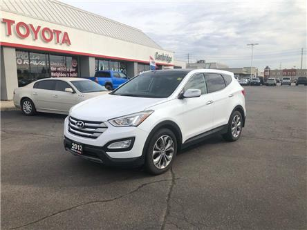 2013 Hyundai Santa Fe Sport  (Stk: 1909171) in Cambridge - Image 2 of 14