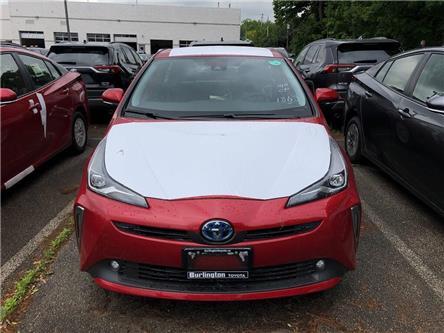 2019 Toyota Prius Technology (Stk: 197035) in Burlington - Image 2 of 5