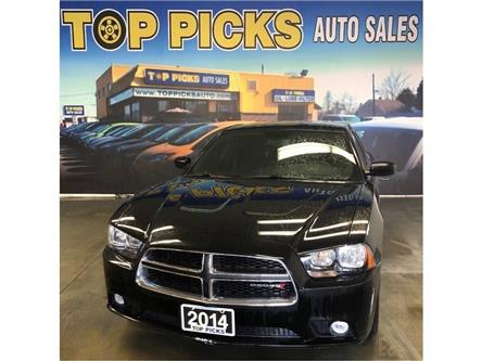 2014 Dodge Charger SXT (Stk: 149852) in NORTH BAY - Image 1 of 25