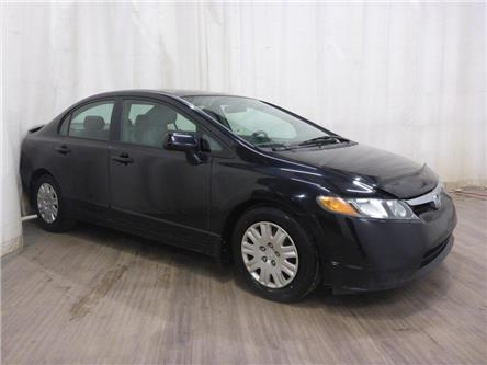 2007 Honda Civic LX (Stk: 190925143) in Calgary - Image 1 of 26