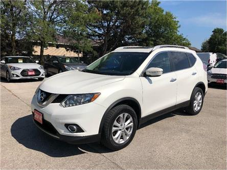 2014 Nissan Rogue SV, AWD, PANOROOF, HEATEDSEATS (Stk: 5512) in Stoney Creek - Image 2 of 23