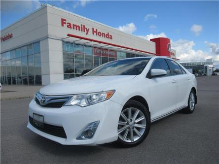 2012 Toyota Camry XLE | LEATHER | NAVI | BACK UP CAM! (Stk: 578637T) in Brampton - Image 1 of 28