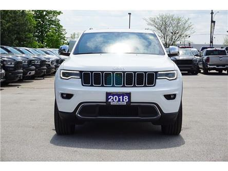 2018 Jeep Grand Cherokee LIMITED| NAV| TRAILER TOW GRP| SUNROOF| LED & MORE (Stk: K715A) in Burlington - Image 2 of 48