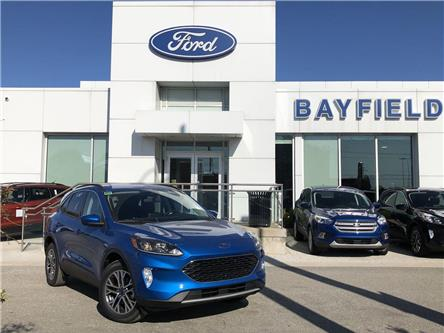 2020 Ford Escape SEL (Stk: ES20027) in Barrie - Image 1 of 24