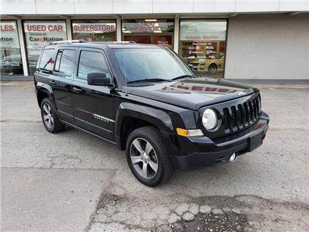 2016 Jeep Patriot NORTH | LEATHER | SCREEN | SURNOOF | HTD SEATS (Stk: OSP043) in Oakville - Image 2 of 20