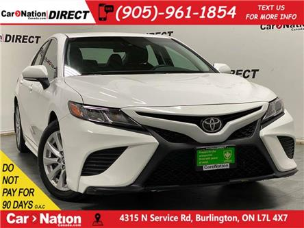 2018 Toyota Camry  (Stk: DRD2652) in Burlington - Image 1 of 36