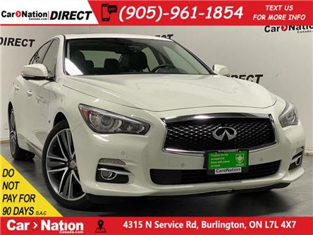 2015 Infiniti Q50  (Stk: CN5969) in Burlington - Image 1 of 40