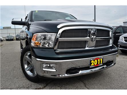 2011 Dodge Ram 1500 SLT (Stk: 62475) in St. Thomas - Image 1 of 30
