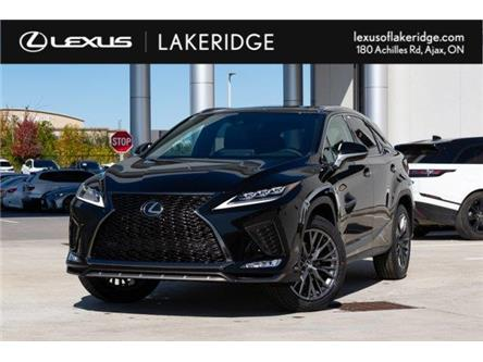 2020 Lexus RX 350 Base (Stk: L20084) in Toronto - Image 1 of 30