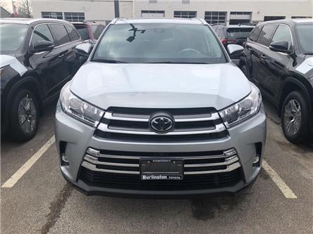 2019 Toyota Highlander Limited (Stk: 198090) in Burlington - Image 2 of 5