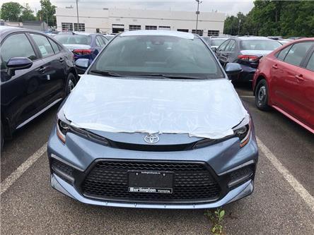 2020 Toyota Corolla SE (Stk: 202067) in Burlington - Image 2 of 5