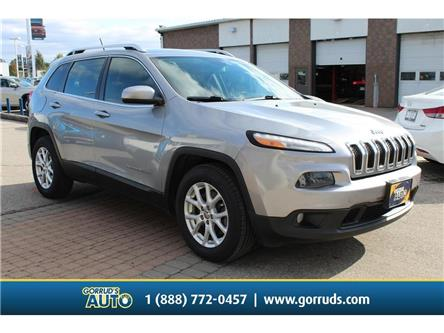 2014 Jeep Cherokee North (Stk: 275180) in Milton - Image 1 of 16