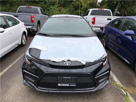 2020 Toyota Corolla SE (Stk: 202140) in Burlington - Image 2 of 5