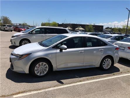 2020 Toyota Corolla LE (Stk: 202044) in Burlington - Image 2 of 5