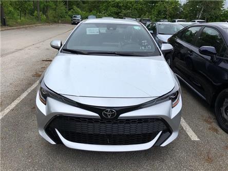 2019 Toyota Corolla Hatchback Base (Stk: 192252) in Burlington - Image 2 of 5