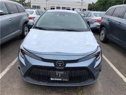 2020 Toyota Corolla LE (Stk: 202076) in Burlington - Image 2 of 5