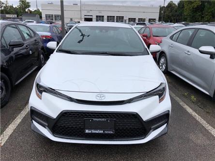2020 Toyota Corolla SE (Stk: 202150) in Burlington - Image 2 of 6