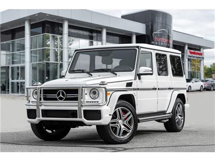 2015 Mercedes-Benz G-Class Base (Stk: 28550) in Mississauga - Image 1 of 21
