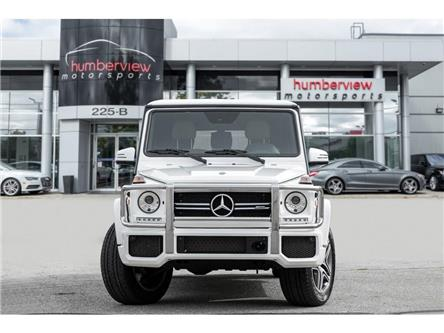 2015 Mercedes-Benz G-Class Base (Stk: 28550) in Mississauga - Image 2 of 21