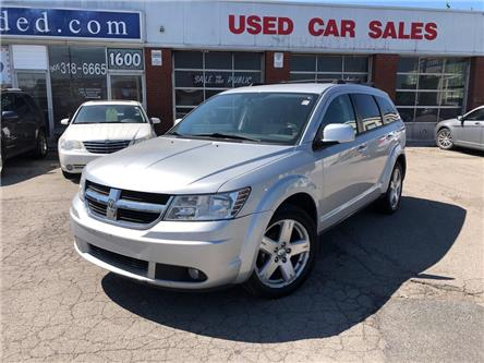 2009 Dodge Journey SXT (Stk: 19-3574A) in Hamilton - Image 1 of 18