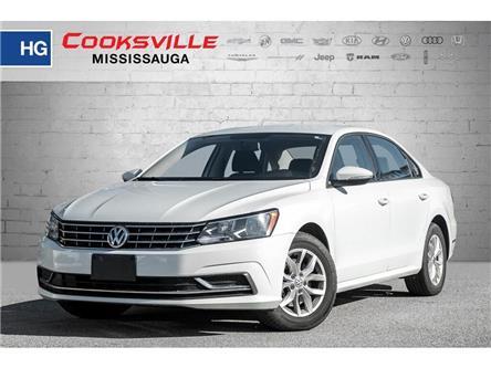 2018 Volkswagen Passat 2.0 TSI Trendline+ (Stk: 8071PR) in Mississauga - Image 1 of 18