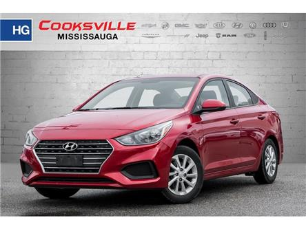 2018 Hyundai Accent  (Stk: H7992PR) in Mississauga - Image 1 of 18