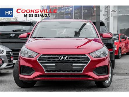 2019 Hyundai Accent  (Stk: H7986PR) in Mississauga - Image 2 of 18