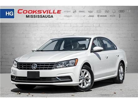 2018 Volkswagen Passat 2.0 TSI Trendline+ (Stk: 8072PR) in Mississauga - Image 1 of 17