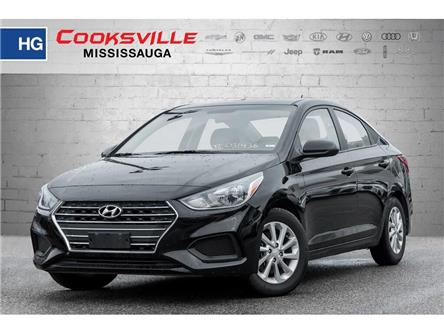 2018 Hyundai Accent  (Stk: H7993PR) in Mississauga - Image 1 of 18