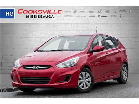 2017 Hyundai Accent  (Stk: H7980PR) in Mississauga - Image 1 of 17
