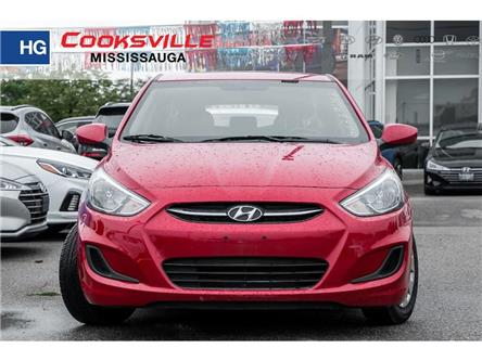 2017 Hyundai Accent  (Stk: H7980PR) in Mississauga - Image 2 of 17