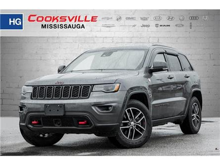 2018 Jeep Grand Cherokee Trailhawk (Stk: 8094P) in Mississauga - Image 1 of 20
