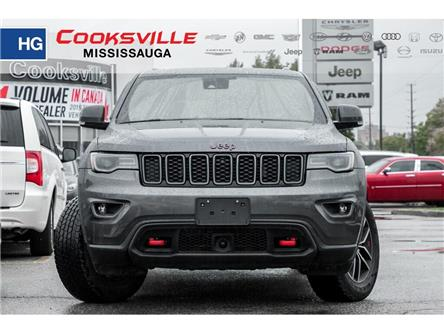 2018 Jeep Grand Cherokee Trailhawk (Stk: 8094P) in Mississauga - Image 2 of 20
