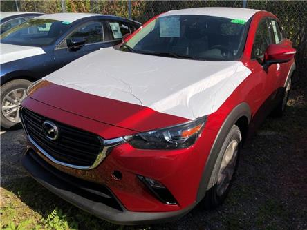 2019 Mazda CX-3 GS (Stk: 82509) in Toronto - Image 1 of 2