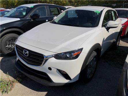 2019 Mazda CX-3 GS (Stk: 82510) in Toronto - Image 1 of 5