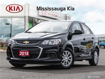 2018 Chevrolet Sonic LT Auto (Stk: 2732P) in Mississauga - Image 1 of 27