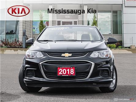 2018 Chevrolet Sonic LT Auto (Stk: 2732P) in Mississauga - Image 2 of 27