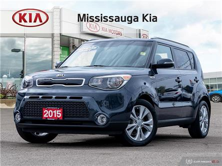 2015 Kia Soul EX+ (Stk: 3450P) in Mississauga - Image 1 of 27