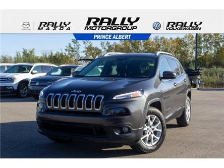 2016 Jeep Cherokee North (Stk: V1015) in Prince Albert - Image 1 of 11