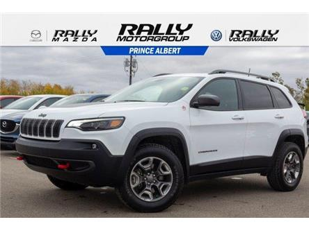 2019 Jeep Cherokee Trailhawk (Stk: V1021) in Prince Albert - Image 1 of 11