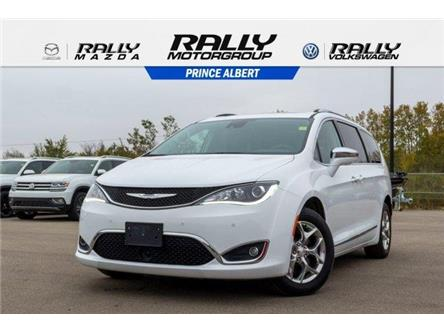 2018 Chrysler Pacifica Limited (Stk: V1026) in Prince Albert - Image 1 of 11
