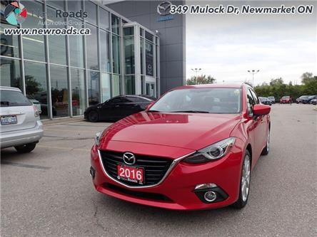 2016 Mazda Mazda3 GT (Stk: 41323A) in Newmarket - Image 1 of 30