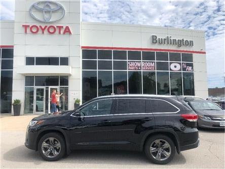 2017 Toyota Highlander Limited (Stk: U10776) in Burlington - Image 2 of 25
