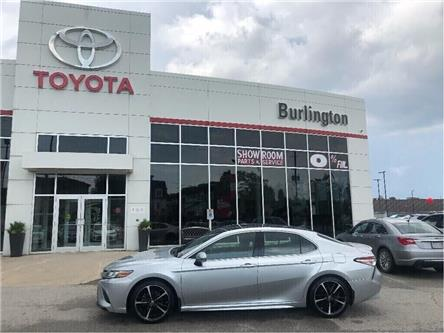 2018 Toyota Camry XSE (Stk: U10745) in Burlington - Image 2 of 21