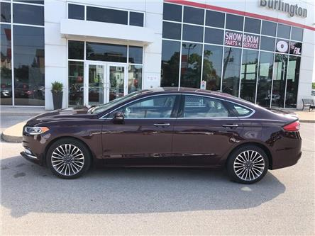 2017 Ford Fusion Platinum (Stk: 198314A) in Burlington - Image 2 of 19