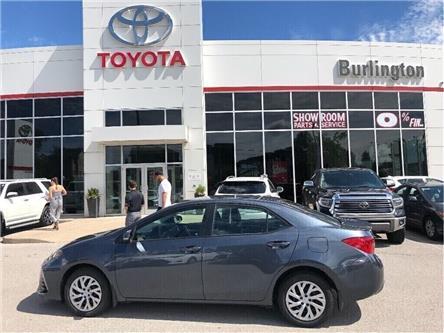 2017 Toyota Corolla SE (Stk: U10796) in Burlington - Image 2 of 19