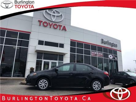 2018 Toyota Corolla LE (Stk: U10851) in Burlington - Image 1 of 18