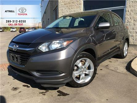 2016 Honda HR-V LX AWD ALLOY WHEELS, HEATED SEATS, BACK UP CAMRA, (Stk: 43664A) in Brampton - Image 1 of 25