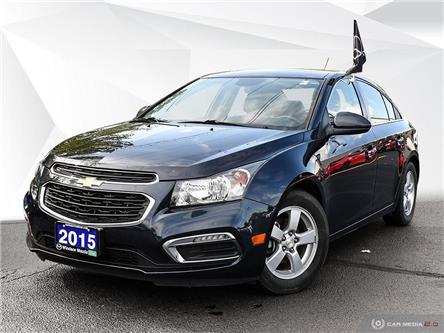 2015 Chevrolet Cruze  (Stk: TR3248) in Windsor - Image 1 of 28