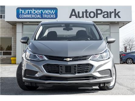 2018 Chevrolet Cruze LT Auto (Stk: ) in Mississauga - Image 2 of 19